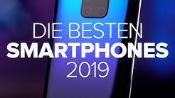 Die besten Smartphones 2019 | deutsch