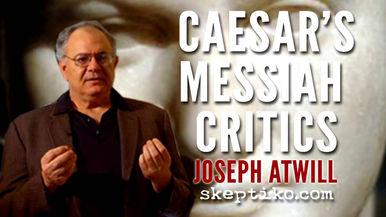 Joseph Atwill Interview by Alex Tsakiris on Skeptiko #241 ...