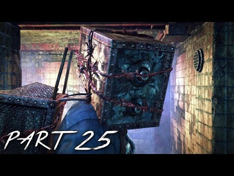 THE EVIL WITHIN 2 Walkthrough Gameplay Part 25 - The Keeper (PS4 Pro)