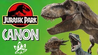 The Dinosaur Protection Group Interview - Jurassic Park Canon - Meet The Creators!