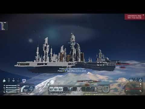 Space Engineers - Atlantis launch! |