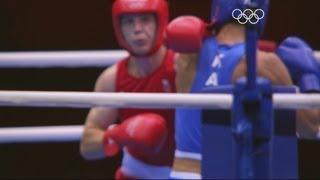 Serik Sapiyev (KAZ) Wins Boxing Welter (69kg) Gold - London 2012 Olympics