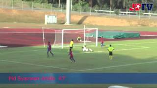 Piala Presiden : JDT B21 vs Pahang (Goal Highlights) - 13 Feb 2014