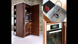 Philippe Starck Kitchens for Warendorf