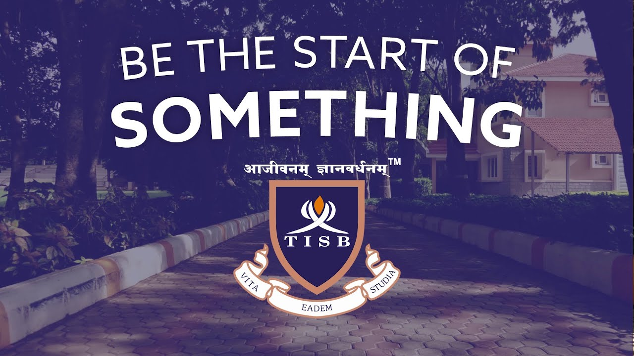 Welcome to The International School Bangalore