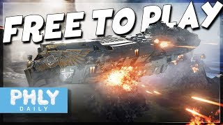 SPACE DREADNOUGHTS | Free 2 Play Team-Based Warfare In SPACE (Dreadnought Gameplay)