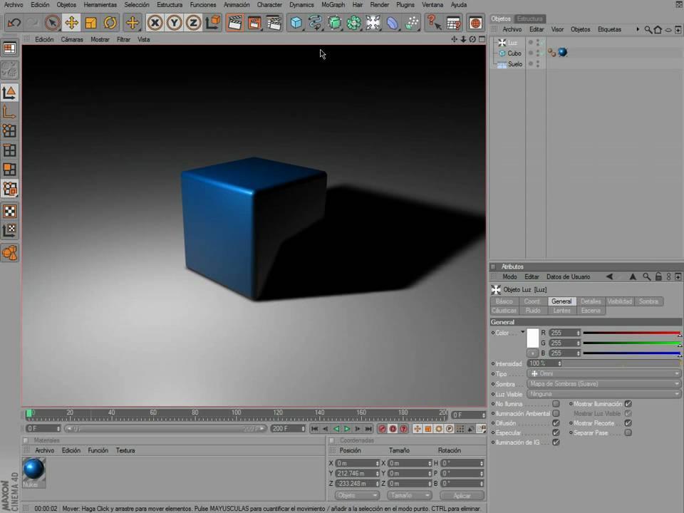 Tutorial C4D: Crear una animación básica para principiantes