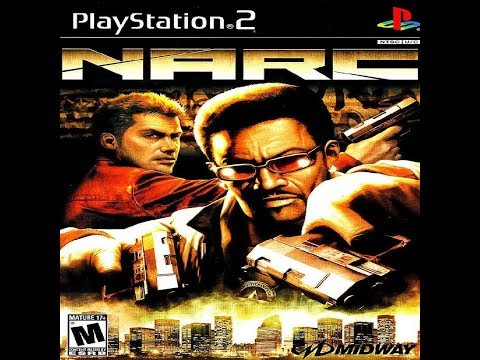 Narc PS2 Gameplay