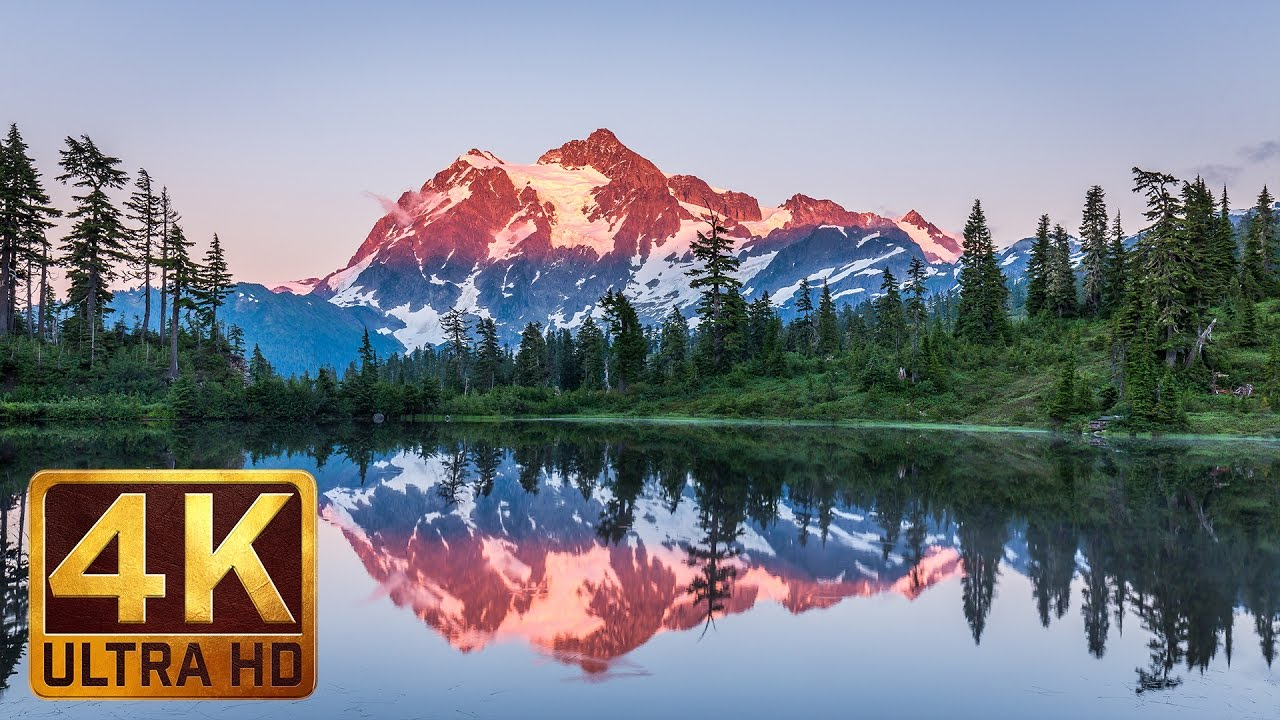 4k uhd relaxing nature scenery with views of mountains trailer 19 voltagebd Images