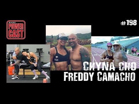 Chyna Cho & Freddy Camacho | Mark Bell's PowerCast #198