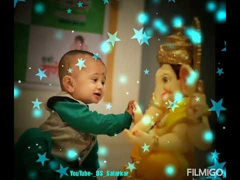 Ranjan Gavala Gavala Mahaganpati Nandla Marathi Whatsapp Status And Ringtone