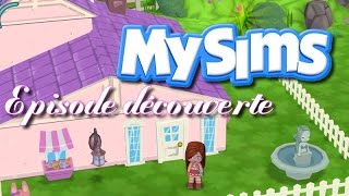 My Sims LP découverte