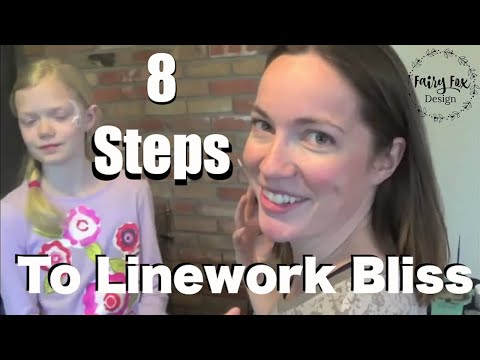 8 Steps to Linework Bliss