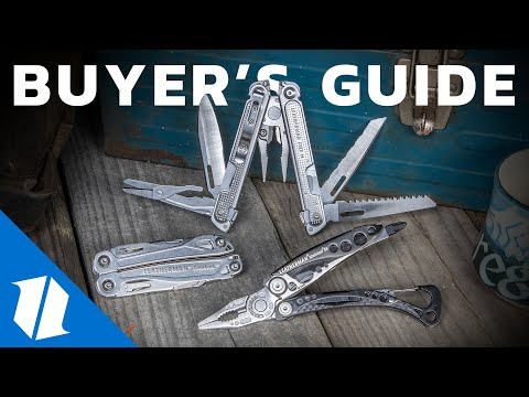 Leatherman Multi-Tool Buyer's Guide 2020 | Knife Banter S2 (Ep 47)