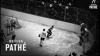 """All In"" Ice Hockey Now! (1933)"