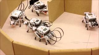 New First Year Robotics Course in School of Computer Science