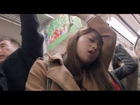 Ketika Orang Jepang Tertidur Dalam Kereta