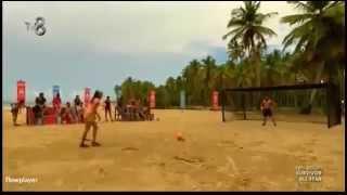 Serenayın golü ile şoka giren turabi