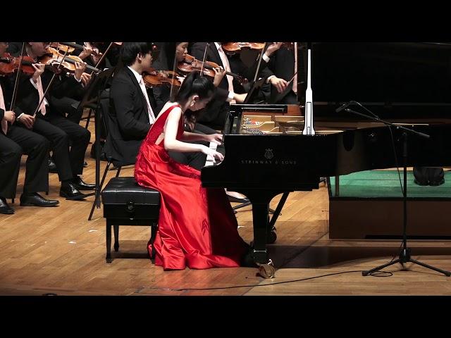 鋼琴協奏 柏格尼尼主題狂想曲作品43號選段.