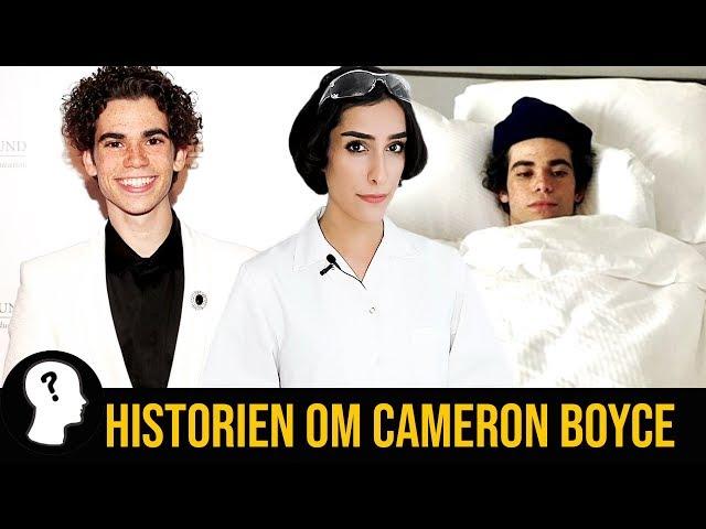 HISTORIEN OM CAMERON BOYCE
