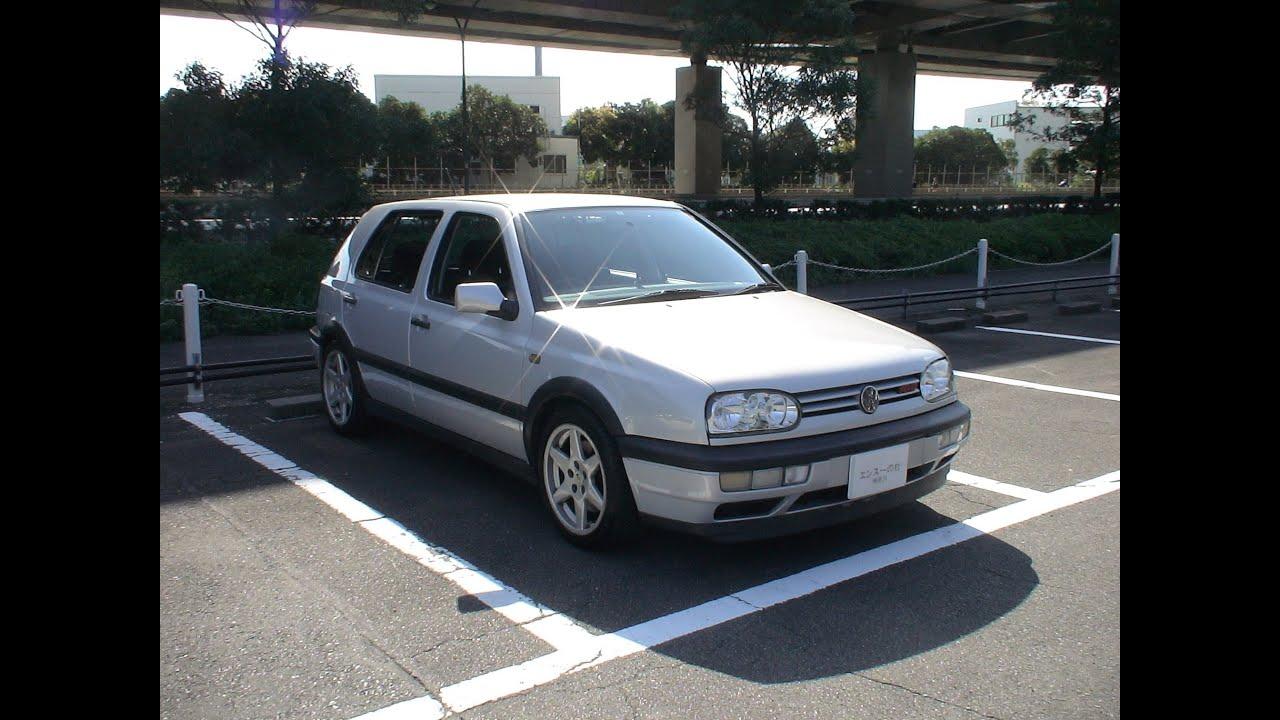 Volks Wagen Golf3 GTi 16V '1998 - YouTube