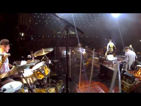 MARKO DUVNJAK MTV Unplugged Tour 2017 drum cam live in Salzburg Grosses Festspielhaus