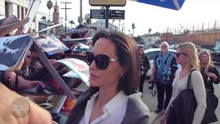 Angelina Jolie Says She's a Normal Mother | Daily Celebrity News | Splash TV
