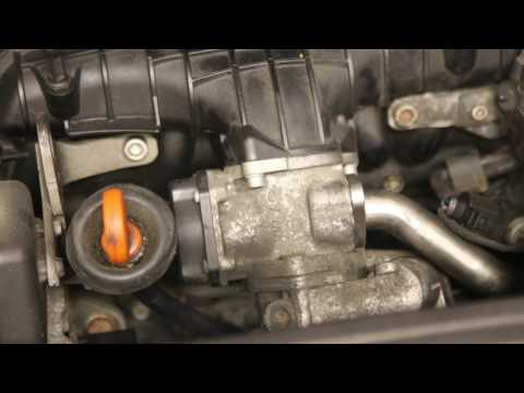 Fitting EGR Blanking Plate To VW Passat TDI - Faulty EGR Valve Replacement