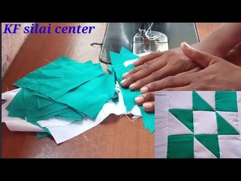Download bed sheet design stitching,,, baby bed sheet design,,, faliya Bistar sujani design