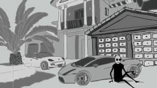 Крипта Биткоин Мультфильм для взрослых