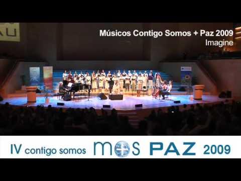 Imagine, Músicos + Paz 2009