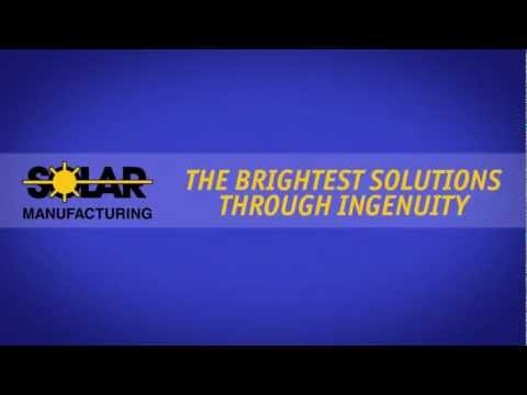 Corporate Branding Video for Solar Manufacturing