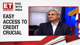 The path to 'Financial Inclusion'   Jana Small Finance Bank's Ajay Kanwal to ET NOW