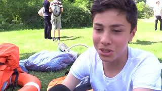 Спасатели рассказали детям о поведении на воде