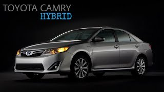 Toyota Camry Hybrid 2012 detailed review | Price | Specs | Mileage.