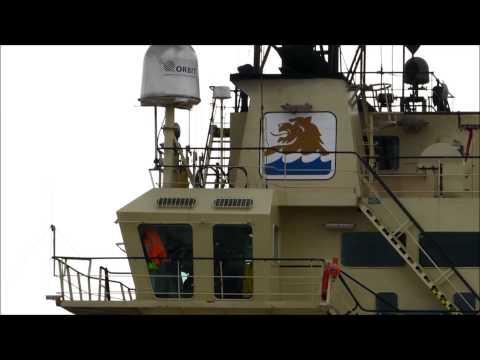 Toisa Voyager IMO 9282144 Emden