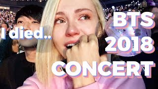 ✨My FULL BTS CONCERT Experience Movie    BERLIN 2018 Love Yourself World Tour  Farina Jo
