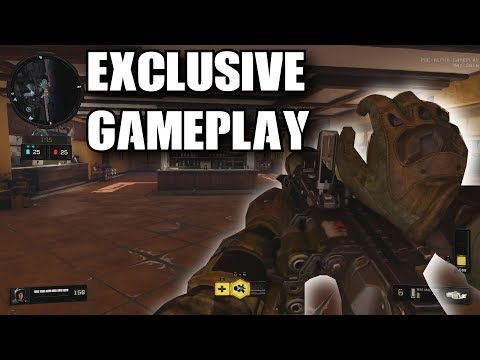 Call of Duty Black Ops 4 Gameplay Ajax Battery Seraph Super Domination Hard point Control COD BO4