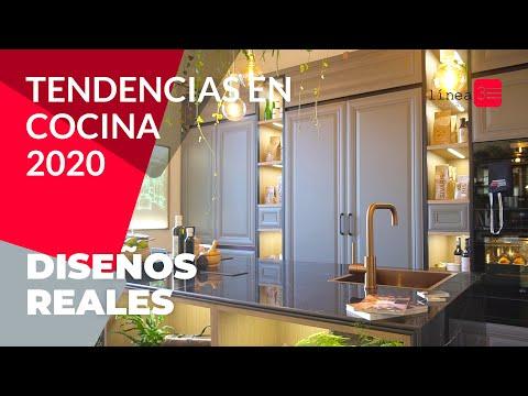 Tendencias En Cocinas 2020 Youtube