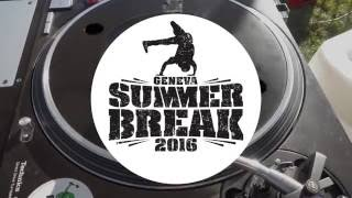 Bgirl Battle / SWEEMO - TBG (CS) VS MORGIANE - FULL ON FLAVA (FR)/ GVA SUMMER BREAK