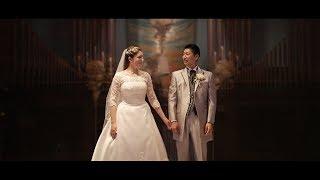 Японско-русская свадьба. Daisuke & Anna Wedding Story. Japan, Tokyo