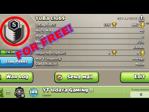 CLAN GIFT & BUYING 14,000 GEMS LIVE || CLASH OF CLANS ||