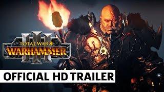Trial By Fire Trailer - Total War: WARHAMMER III