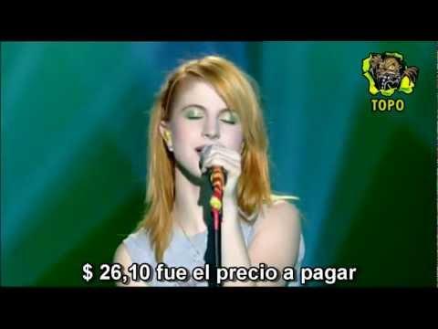 paramore - long distance call (subtitulada en español)