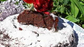 Рецепт выпечки. Шоколадный торт от мамы Джейми Оливера