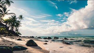 Relax ocean sound - waves at Shetland islands - full HD lounge (nature) deep sleep , meditation 2020