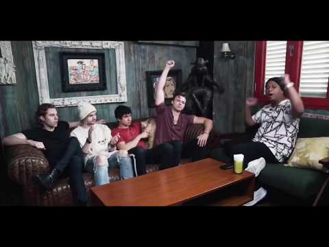 5SOS plays guess the accent but better