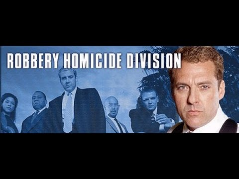 Robbery Homicide Division S01E09 - Life is Dust