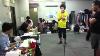 2012年7月13日(金)~17日(火) シアターサンモール 出演: 川野直輝/映...