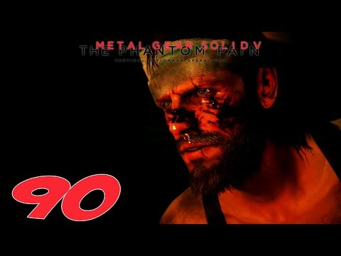 Let's Play Metal Gear Solid 5: The Phantom Pain #090 - NACKT